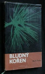 náhled knihy - Bludný kořen