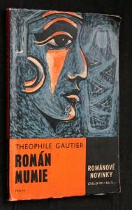 náhled knihy - Román mumie