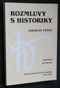 náhled knihy - Rozmluvy s historiky