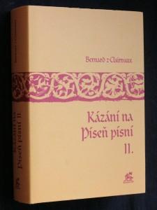 náhled knihy - Kázání na Píseň písní