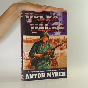 náhled knihy - Velká válka