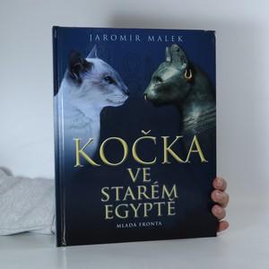 náhled knihy - Kočka ve starém Egyptě