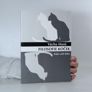 náhled knihy - Filosofie koček. Bajka naší doby