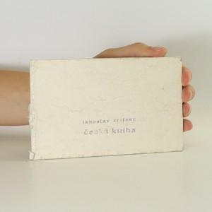 náhled knihy - Česká kniha