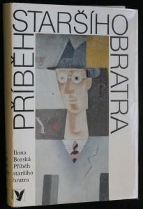 náhled knihy - Příběh staršího bratra : vyprávění o Josefu Čapkovi