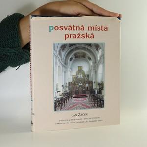 náhled knihy - Posvátná místa pražská