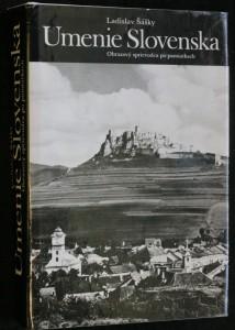 náhled knihy - Umenie Slovenska : obrazový sprievodca po pamiatkach