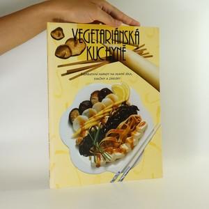 náhled knihy - Vegetariánská kuchyně