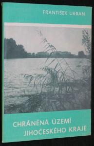 náhled knihy - Chráněná území Jihočeského kraje