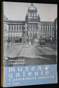 náhled knihy - Muzea, galerie a památkové objekty v ČSR, svazek 15