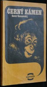 náhled knihy - Černý kámen