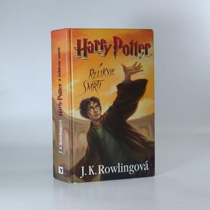 náhled knihy - Harry Potter a relikvie smrti