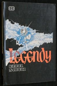 náhled knihy - Legendy