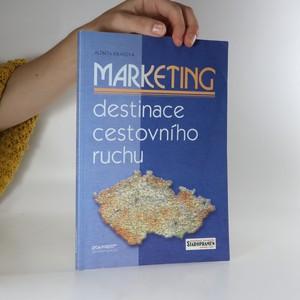 náhled knihy - Marketing. Destinace cestovního ruchu
