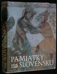 náhled knihy - Pamiatky na Slovensku : súpis pamiatok, zväzok 4.