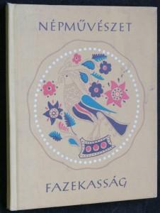 náhled knihy - Népmuvészet fazekasság