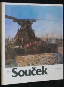 náhled knihy - Jan Souček : [monografie s ukázkami z malířského díla]