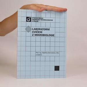 náhled knihy - Laboratorní cvičení z mikrobiologie
