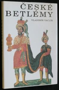 náhled knihy - České betlémy