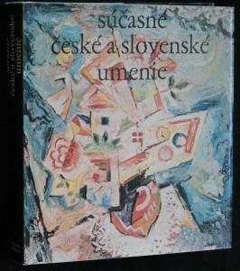 náhled knihy - Súčasné české a slovenské umenie