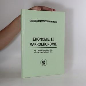 náhled knihy - Ekonomie II. Makroekonomie