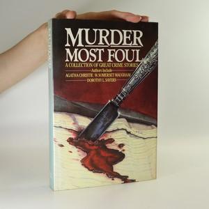 náhled knihy - Murder Most Foul