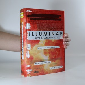 náhled knihy - Illuminae. Akta illuminae - 01