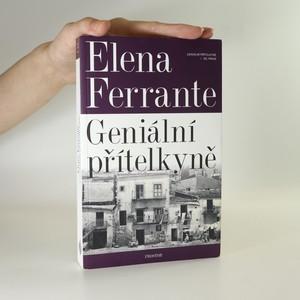 náhled knihy - Geniální přítelkyně