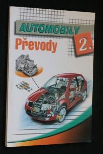 náhled knihy - Automobily 2, převody