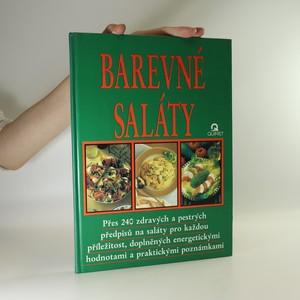 náhled knihy - Barevné saláty