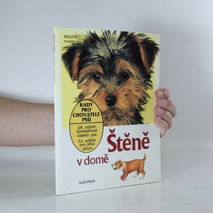 náhled knihy - Štěně v domě