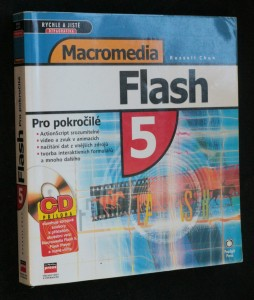 náhled knihy - Macromedia Flash 5 pro pokročilé