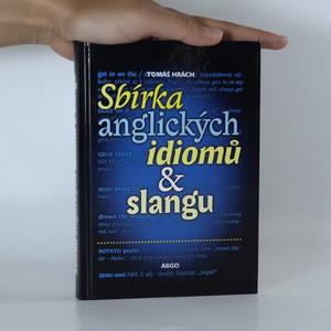 náhled knihy - Sbírka anglických idiomů & slangu