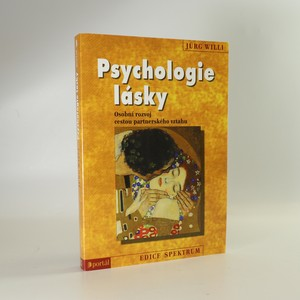 náhled knihy - Psychologie lásky. Osobní rozvoj cestou partnerského vztahu
