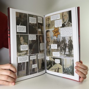antikvární kniha Wannsee, 2019
