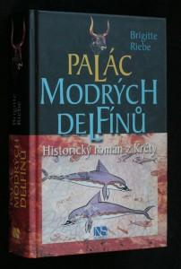 náhled knihy - Palác modrých delfínů