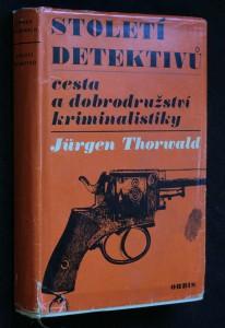 náhled knihy - Století detektivů: cesta a dobrodružství kriminalistiky