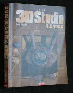 náhled knihy - Autodesk 3D Studio 4.