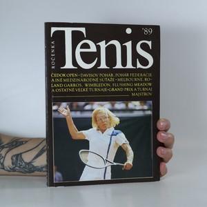 náhled knihy - Tenis '89. Ročenka