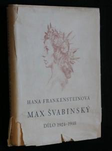 náhled knihy - Max Švabinský. [Díl] 3, Dílo 1924-1948