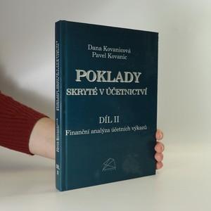 náhled knihy - Poklady skryté v účetnictví. 2. díl.