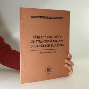 náhled knihy - Příklady pro cvičení ze strukturní analýzy organických sloučenin