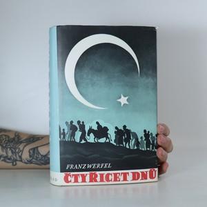 náhled knihy - Čtyřicet dnů