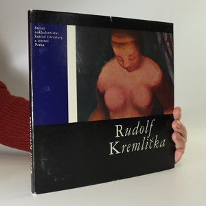 náhled knihy - Rudolf Kremlička  (Malá galerie. Svazek 3.)