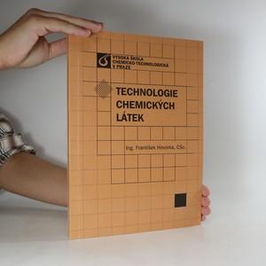 náhled knihy - Technologie chemických látek