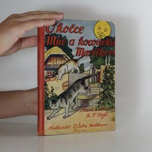 náhled knihy - O kočce Míce a kocourku Macíčkovi