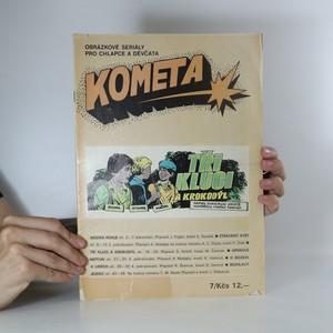 náhled knihy - Kometa č. 7