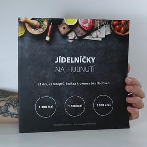 náhled knihy - Jídelníčky na hubnutí