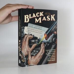 náhled knihy - Black mask