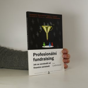 náhled knihy - Profesionální fundraising. Jak se osvobodit od finanční závislosti